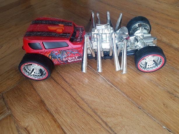 Моторизированная машинка  паук Hot Wheels