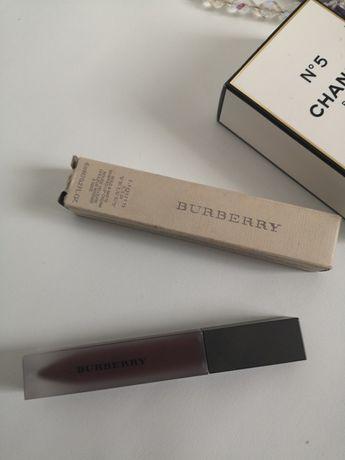 Burberry бархатная жидкая помада для губ liquid lip velvet, № 57 черна