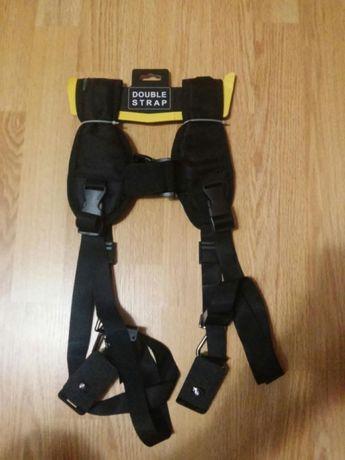 Разгрузка (плечевой ремень) на две камеры (цена снижена)