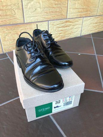 Buty lakierki dla chłopca r. 32 Ottimo