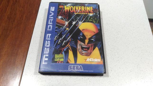 Mega Drive Wolverine