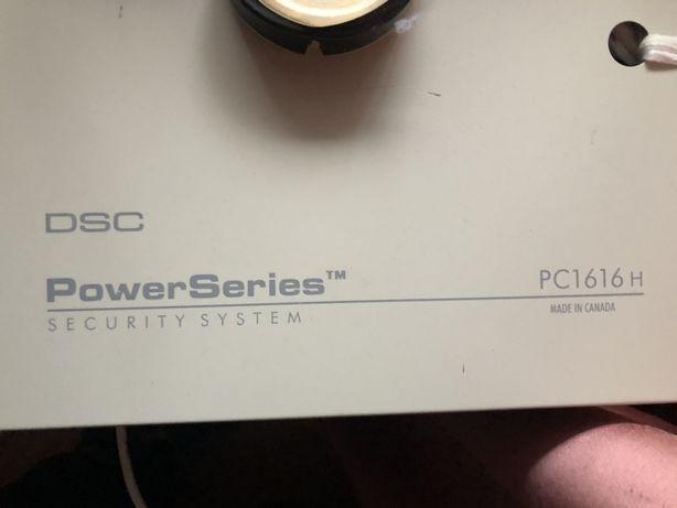 Сигнализация ППК DSC PowerSeries Control Panel PC1616