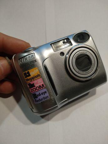 Sprzedam lub zamienię aparat Nikon COOLPIX 5600