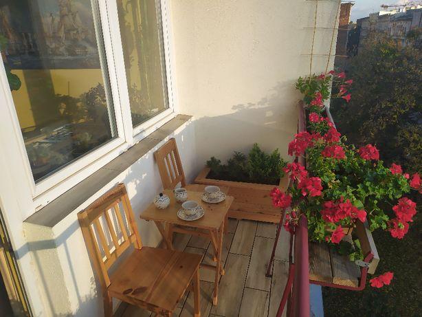 2 pokoje + balkon, ciche, centrum Wrocławia, bezpośrednio