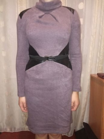 Продам тёплое платье