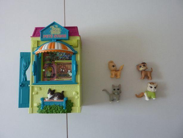 Casinha Pet Store Loja dos animais (ctt grátis)