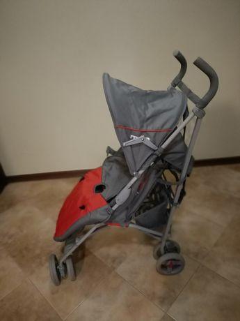 Wózek spacerówka Milo EasyGo + dwa śpiwory