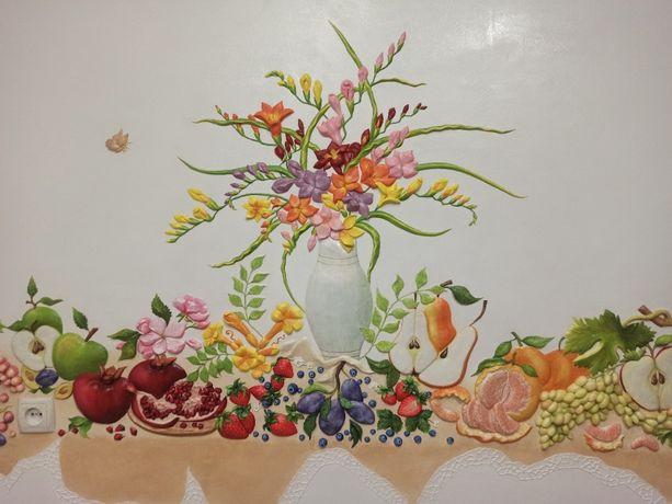 Виготовлення настінних барельєфів