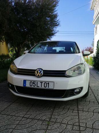 VW golf VI  1.6  TDI   Highline