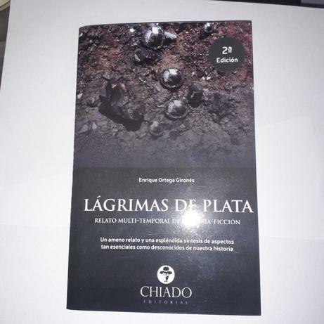 Livro Lágrimas de Plata