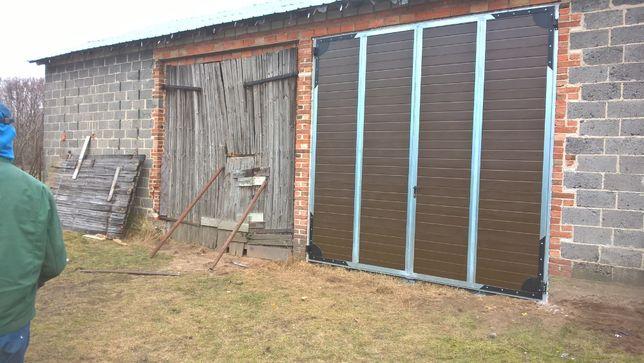 Drzwi inwentarskie ,drzwi rolnicze,drzwi gospodarcze, od producenta