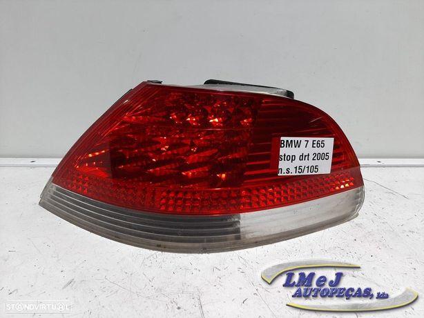 Farolim Dto Usado BMW/7 (E65, E66, E67)/730 Ld | 07.05 - 08.08