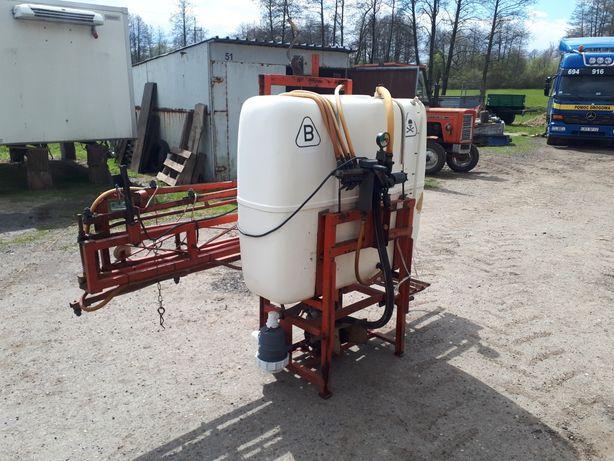 Opryskiwacz Jarmet 400 litrów 12 metrów.