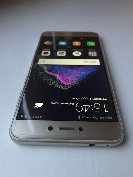 СРОЧНО! Смартфон Huawei P8 lite 2017 Gold с полной комплектацией