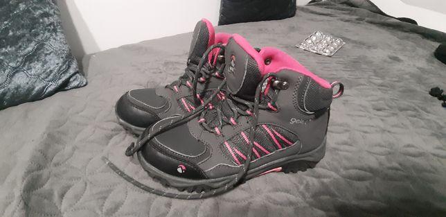 Buty zimowe Trekingowe dla dziewczynki