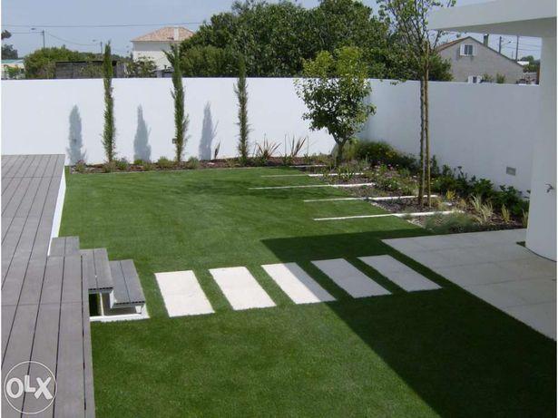 Relva Sintética para o seu jardim