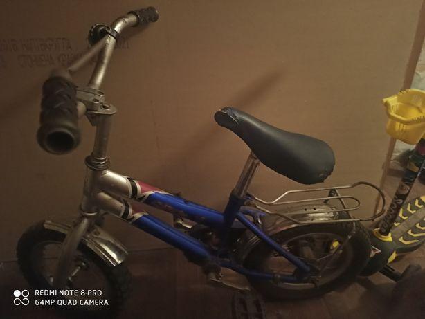 Продам велосипед детский срочно!! Каменское.