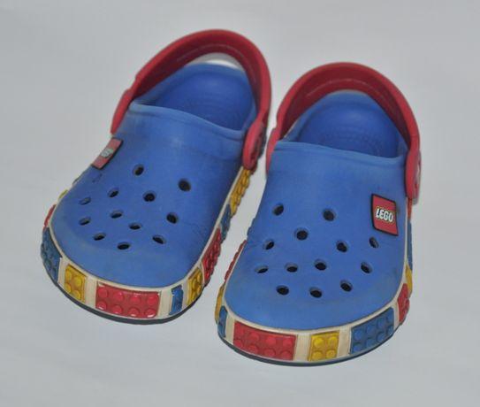 Klapki Crocs Kids Lego 10/11