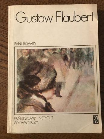 """Książka """"Pani Bovary"""""""