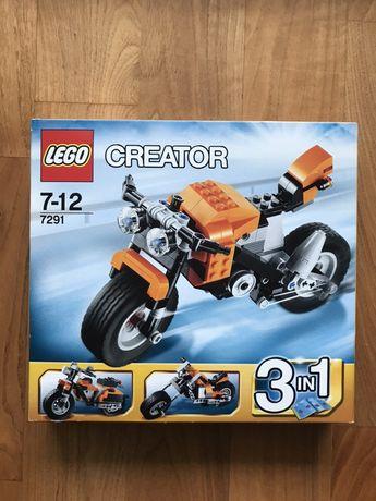 Zestaw Lego Creator 3w1 7291 motocykl