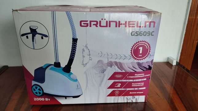 Відпарювач GRUNHELM GS 609 C