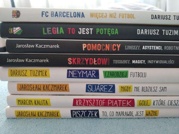 Zestaw książek sportowych dla dzieci
