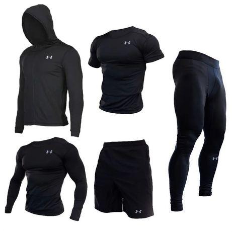 Компрессионная одежда для тренировок одежда для фитнеса рашгард лосины