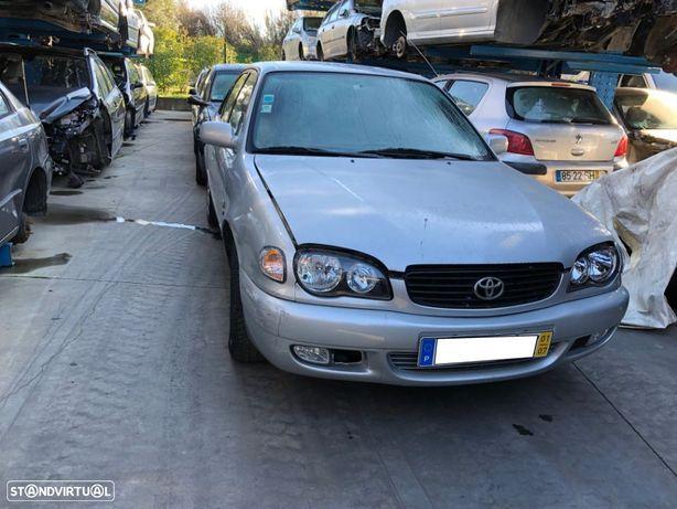 Peças Toyota Corolla 1.4 Gasolina 2001
