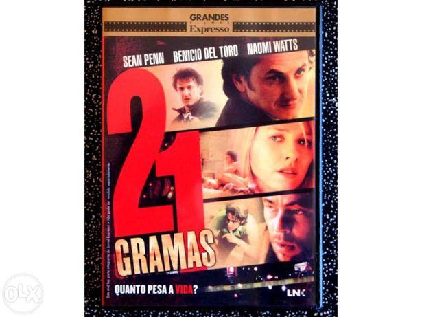 21 Gramas dvd alejandro gonzález iñárritu