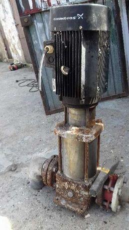 Bomba Agua Grundfos 3.5 in