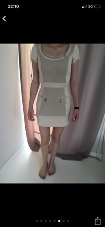 Elisabetta Franchi sukienka z serii Gold Xs