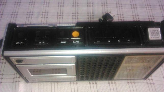 Radiomagnetofon RB3200 Automatic Antyk PRL