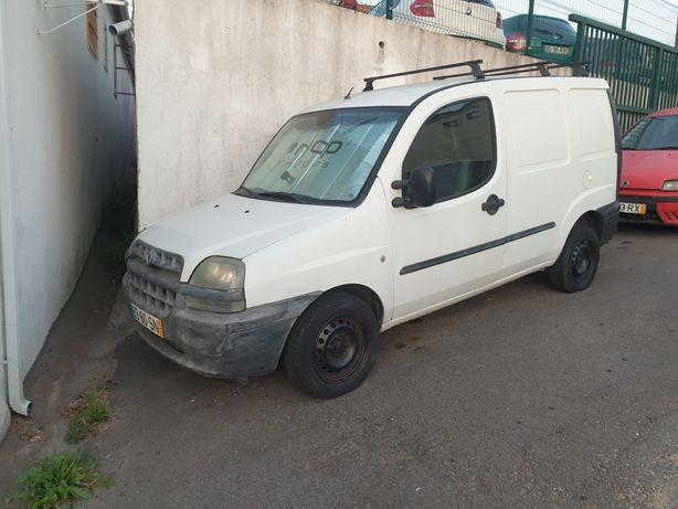 Fiat Doblo ano 2001