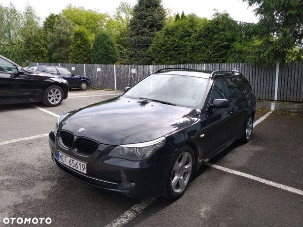 BMW Seria 5 BMW 520d E61 LIFT 163km automat