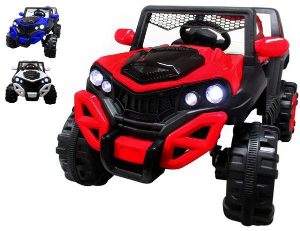 Auto na Akumulator Buggy RX8 4x4 Jeep Ekoskóra Amortyzatory WARTO!