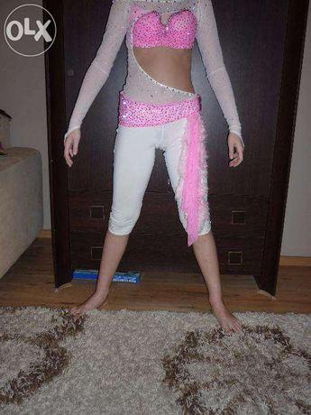 Strój taneczny do disco dance 140-146 cm