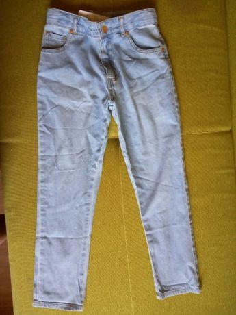 Новые джинсы на рост 116 см для мальчика и для девочки унисекс