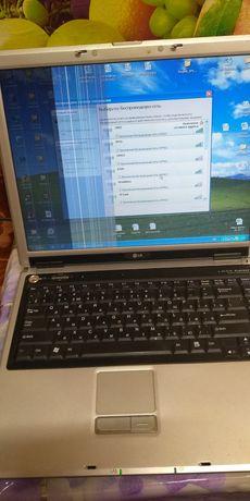 Ноутбук lg с неработающим жёстким диском