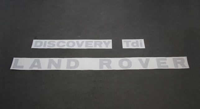 kit autocolantes Land rover discovery 200 / 300 tdi, v8, mpi