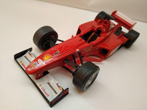 Model Ferrari F300 bburago f1 formuła Schumacher 1:24 1/24 1 24 burago