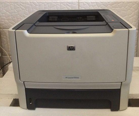 Принтер б/у HP LaserJet P2015d