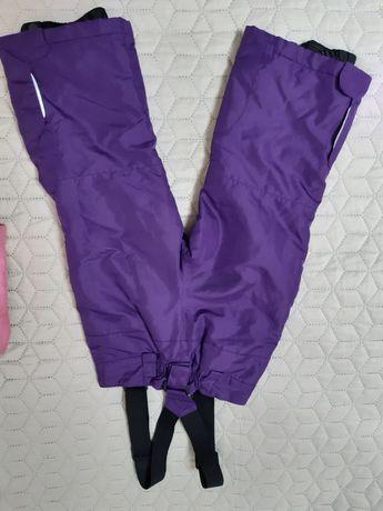штаны тёплые лыжные lupilu 86/92 для девочки