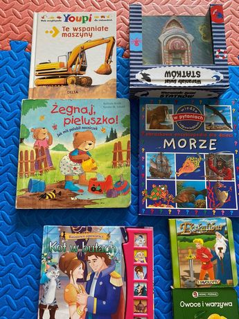7 książeczek dla dzieci