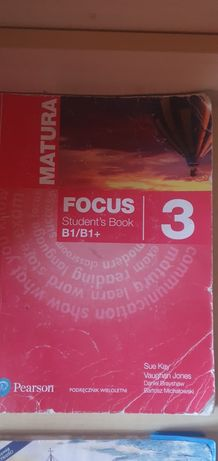 Focus 3 podręcznik