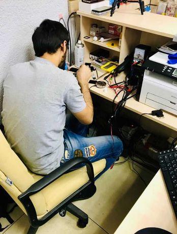 Майстер по ремонту комп'ютерів, ноутбуків. Виїзд / Гарантія