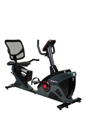 Rower stacjonarny treningowy leżący Helix HS-070L Hop-Sport OKAZJA!