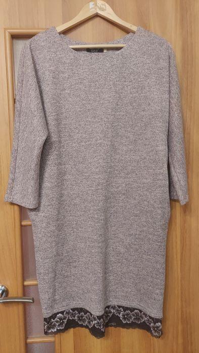 Трикотажные платье Brizo 46-48 Запорожье - изображение 1