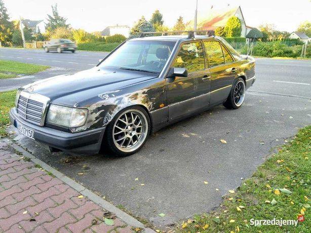 Mercedes w124 drift 2.0 turbo e36 e46
