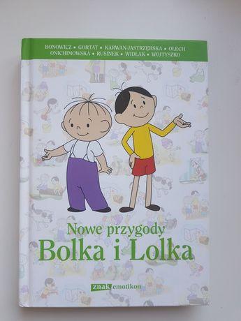 Nowe przygody Bolka i Lolka ksiazka