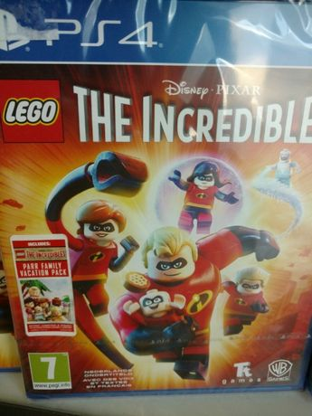 Lego Iniemamocni nowa PS4